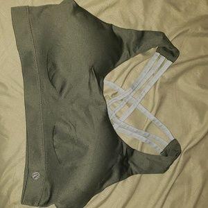 NEW padded sports bra